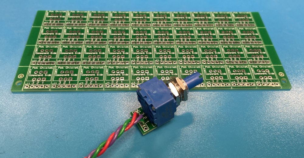 Pots Circuit Board - Wiring Diagram For Light Switch •